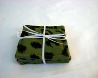 Camouflage - army - cotton - reversible