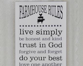 farmhouse rules reunion on the farm