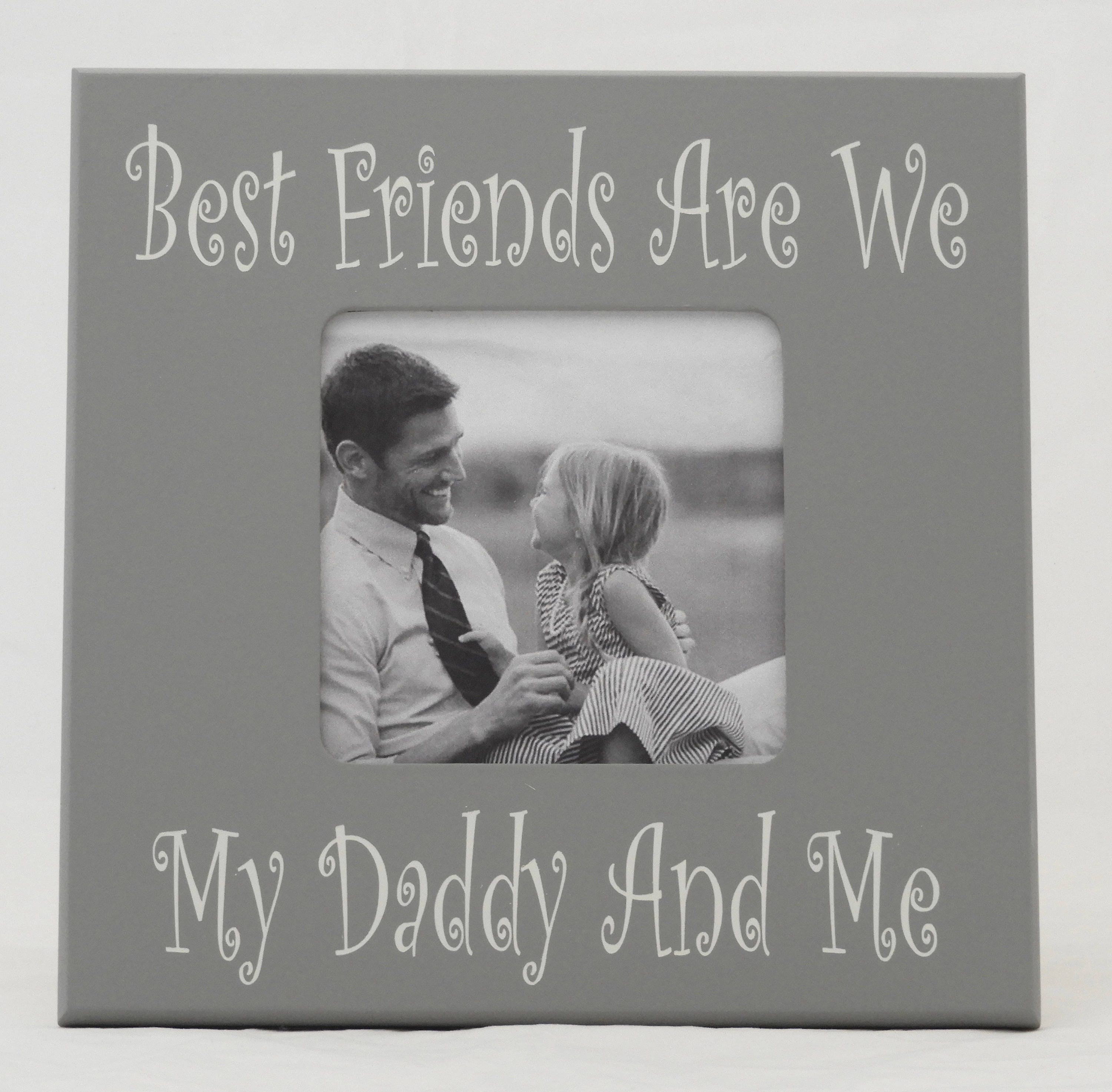 Daddy and Me Frame Father\'s Day Picture FramesFrame