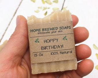 Boyfriend Birthday Gift Unique Gifts Beer Homemade Soap Lover For Men Who Have Everything Bar