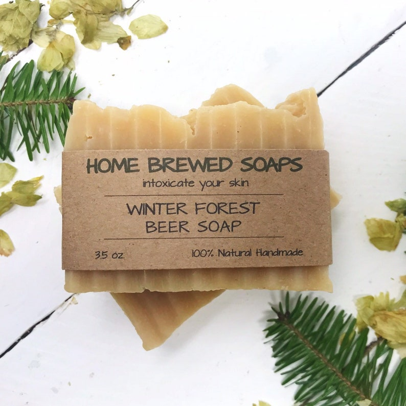 Beer Gift Boyfriend Birthday Homemade Soap Gifts