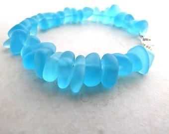 Seaglass Bracelet, Sea Glass Bracelet, Seaglass Jewelry, Beachglass, Beach Glass, Ocean Bracelet, Mermaid, Sea, Waves, Surfer, Summer