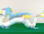 Items similar to Elliott the Puget Sound Sea Monster - Made to Order