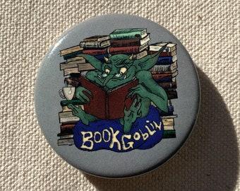 Book Goblin Button