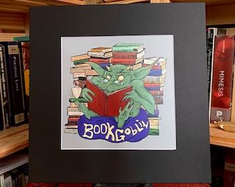 Book Goblin Print