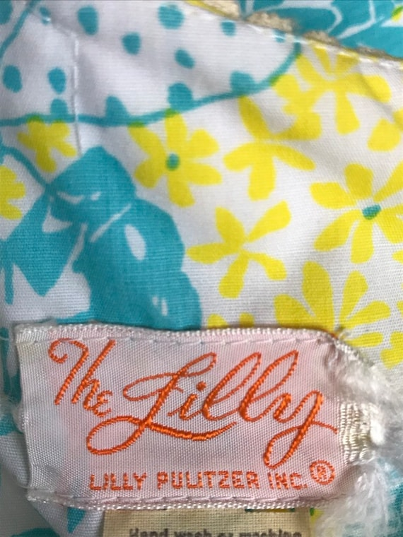 60's Vintage The Lilly/ Lilly Pulitzer Butterfly … - image 4