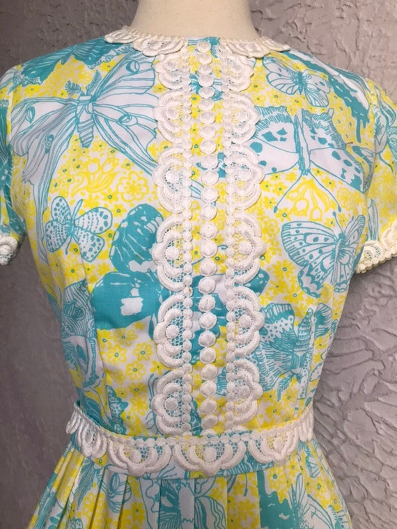 60's Vintage The Lilly/ Lilly Pulitzer Butterfly … - image 10