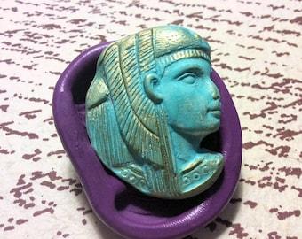 Egyptian Ferrrow art deco flexible silicone mold
