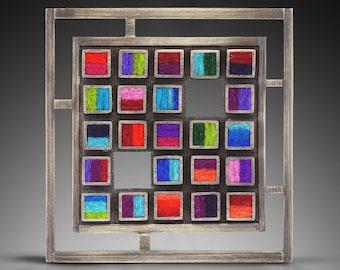 CPU Brooch/Pendant- Multi-color Palette