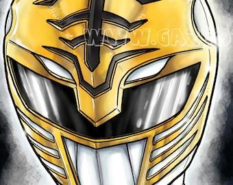 Power Rangers: MMPR  White Ranger