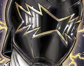 Power Rangers: Dino Thunder Black
