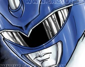 Power Rangers: MMPR  Blue Ranger
