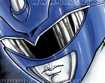 Power Rangers: MMPR  Blue Ranger
