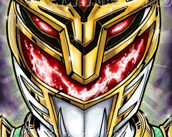 Power Rangers: Shattered Grid - Lord Drakkon