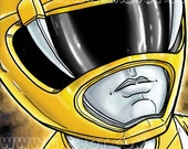 Power Rangers: MMPR  Yellow Ranger