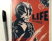 Thee 100s : Life in Space a Comic Anthology - Book one