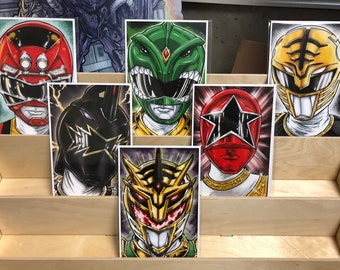 Power Rangers Tommy Oliver : set of 6