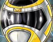 Power Rangers: In Space- Yellow Ranger