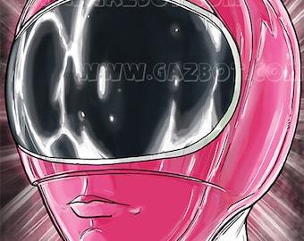 Power Rangers: Zeo Pink Ranger