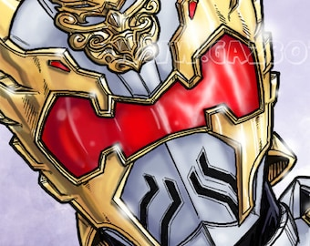 Power Rangers: Megaforce - RoboKnight