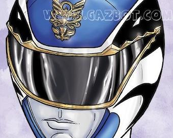 Power Rangers: Megaforce - Blue Ranger
