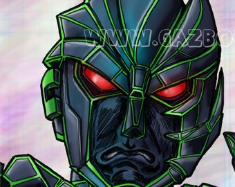 Power Rangers: In Space- Ecliptor