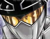 Power Rangers: Super Megaforce - Silver Ranger