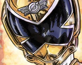 Power Rangers: RPM - Gold Ranger