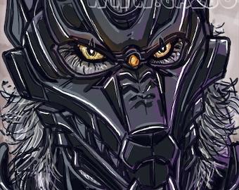 Power Rangers: Wild Force -Zen-Aku
