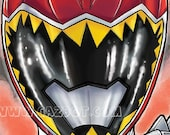 Power Rangers Dino Charge :  Red Ranger