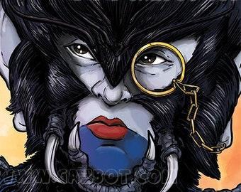 Power Rangers: Mighty Morphin - Baboo