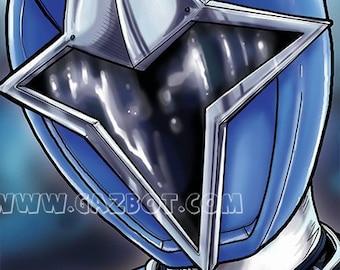 Power Rangers Ninja Steel : Blue Ranger