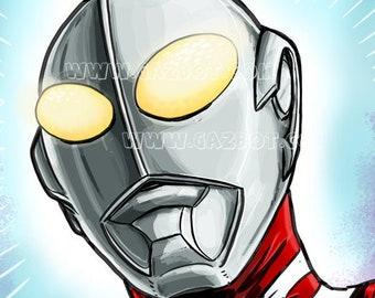 Ultraman : Ultraman Great - Ultraman Towards the Future