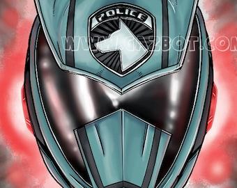 Power Rangers: S.P.D. - Shadow Ranger