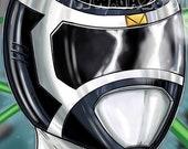 Power Rangers: In Space- Black Ranger