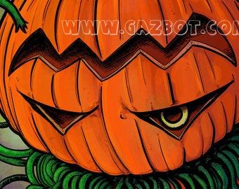 Power Rangers: Mighty Morphin - Pumpkin Rapper
