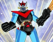Great Mazinga Shogun Warriors ! AKA Great Mazinger