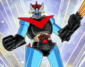 Great Mazinga Shogun Warriors ! AKA Great Mazinger -SPECIAL ORDER-