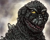 Godzilla : Gojira 1962 Showa version