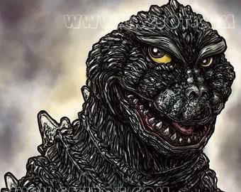 Godzilla : Gojira 1962 Showa version