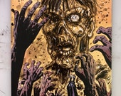 Sketch Cover - The Walking Dead:  Zombie 1