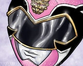 Power Rangers: Megaforce - Pink Ranger