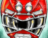 Power Rangers: Turbo Red Ranger