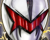 Power Rangers: Dino Thunder White