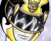 Power Rangers: Megaforce - Yellow Ranger