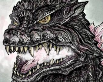 Godzilla : Gojira 2000 version