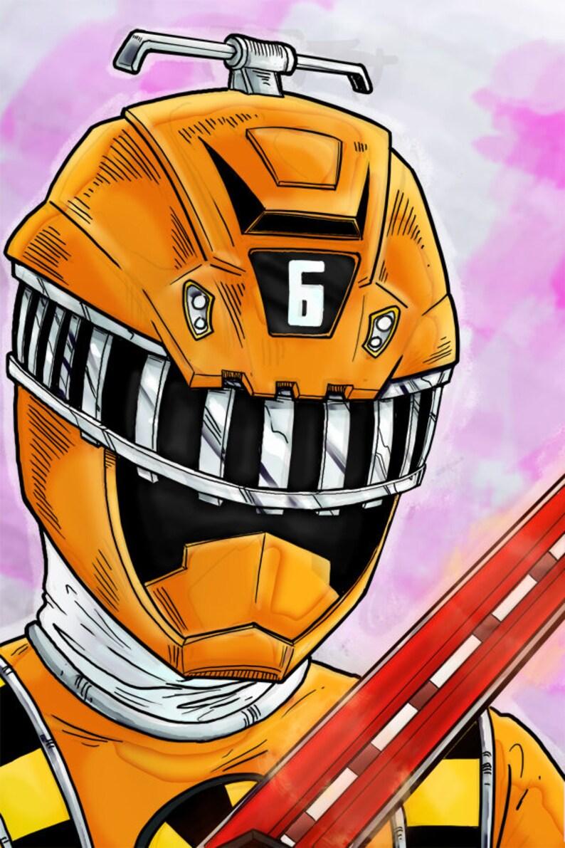 Super Sentai:  ToQ Rokugo image 0