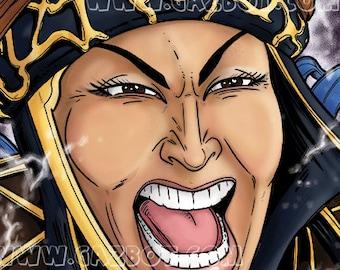 Power Rangers: Mighty Morphin - Rita Repulsa
