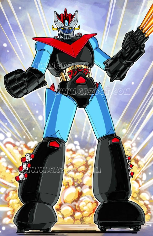 Great Mazinga Shogun Warriors  AKA Great Mazinger SPECIAL image 1