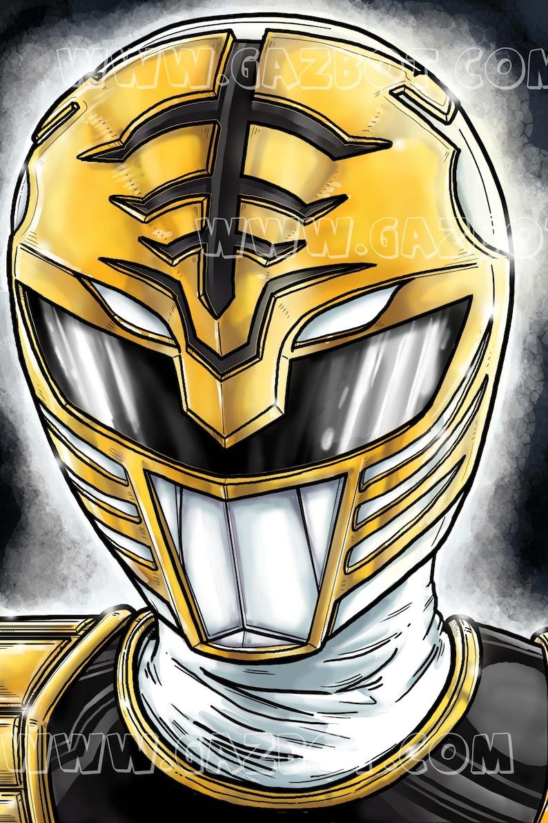 Power Rangers: MMPR  White Ranger image 1